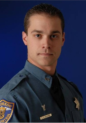 TrooperEugene Hofacker(Photo: Colorado State Patrol)
