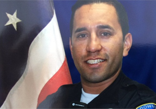 "Officer Ricardo ""Ricky"" Galvez (Photo: Downey PD)"