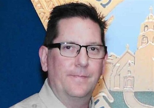 Ventura County Sheriff's Sergeant Ron Helus was hit by six rounds when he was killed during the Borderline Bar & Grill shooting in October.