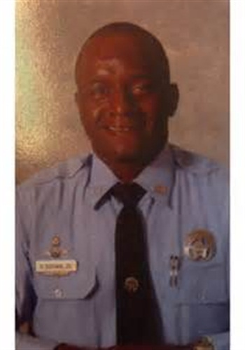 Officer Vernell Brown Jr. (Photo: New Orleans PD)