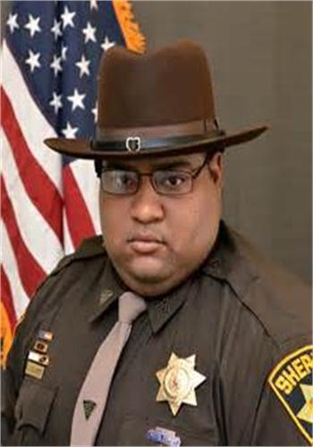 Patrolman First Class Jamel Clagett (Photo: Charles County Sheriff's Office)