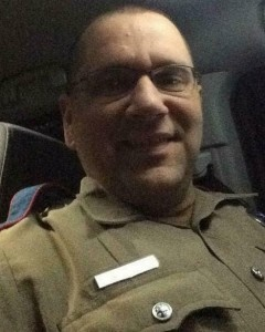 Texas Trooper Damon Allen was shot and killed Thursday during a traffic stop. (Photo: ODMP.org)