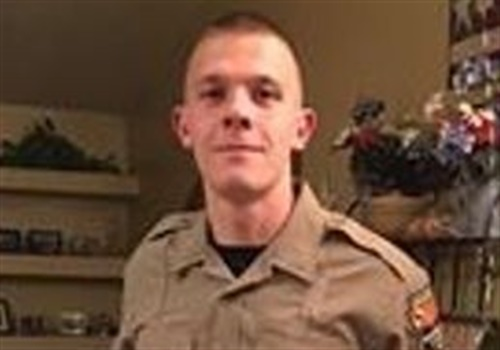 Trooper Tyler Edenhofer. Image courtesy of ODMP.