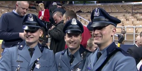 Son of Fallen MA Trooper Joins 2 Brothers on Force