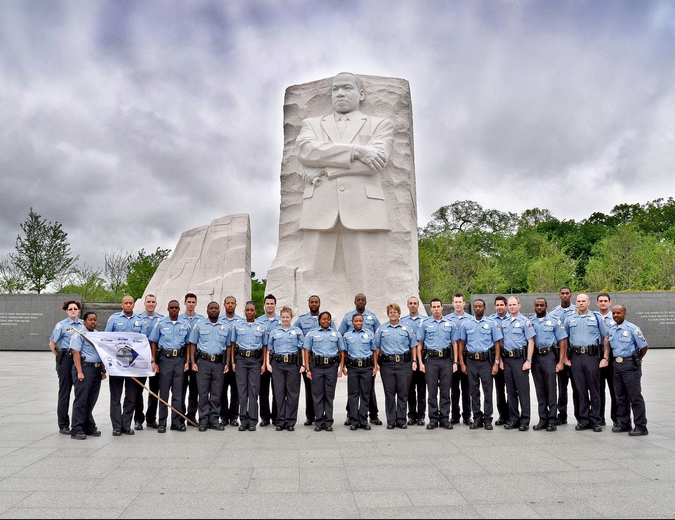 DC Officer Training Now Includes African-American History