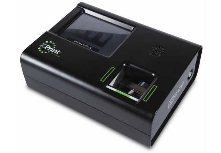 Mace Introduces XPrint Fingerprint Scan Stations