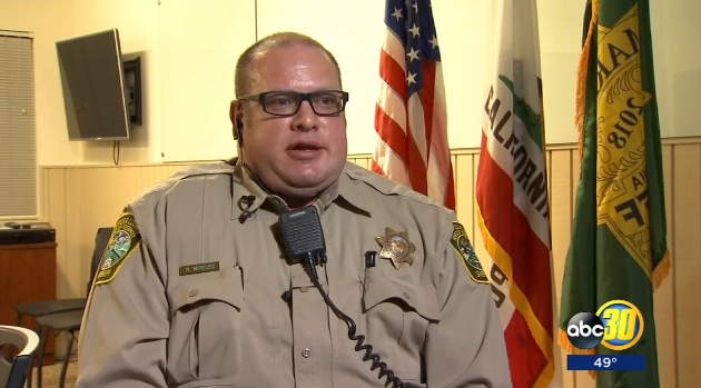 Video: CA Deputy Returns to Duty 2 Years After Being Shot