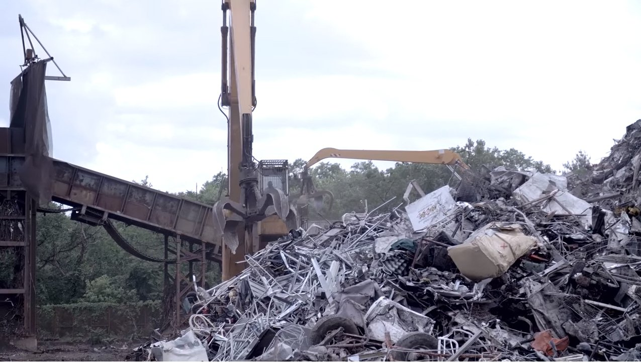 Video: Recycling Industry Trade Group Touts Scrap Theft Partnership with Police