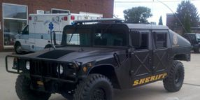 Pentagon Halts Military Surplus Equipment To Police