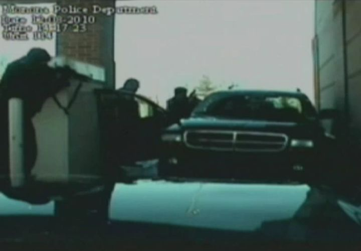 Video: Wisconsin Cop Cleared In ATM Shooting