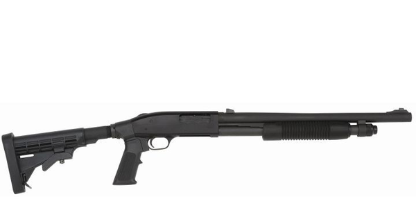 Mossberg 590A1 Tactical Shotguns Now Available to Public