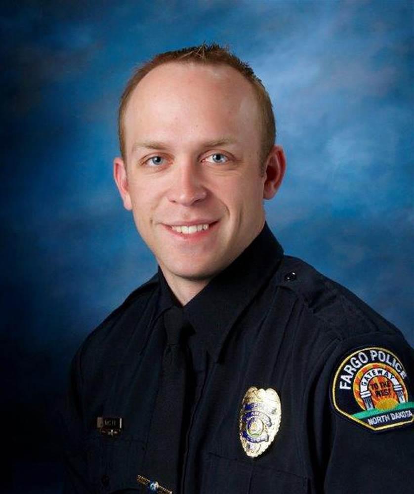 Fargo Officer Shot in Standoff Has Died