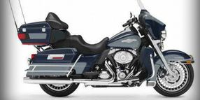 NLEOMF Auctions 'Thin Blue Line' Harley