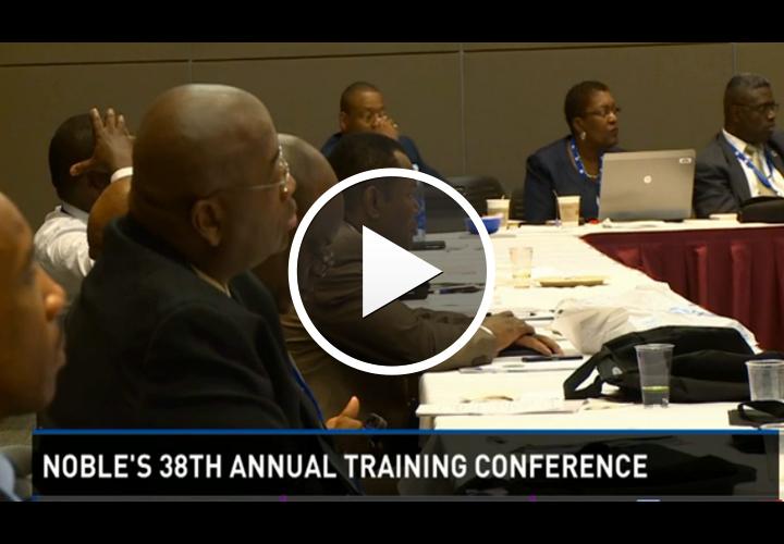 Video: 38th Annual N.O.B.L.E. Conference Meets in Michigan