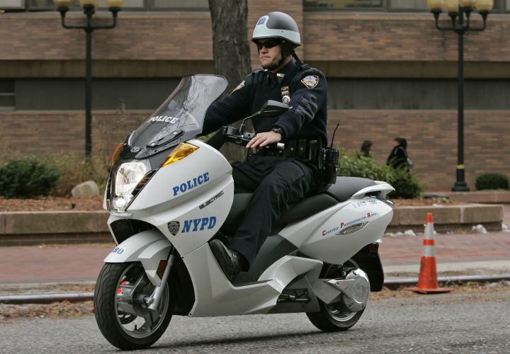 NYPD Deploys Lithium-Powered Vehicles At 9/11 Memorial