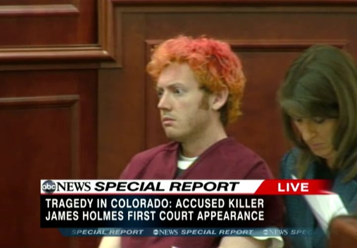 Colo. Shooting Suspect Appears Dazed In First Court Appearance