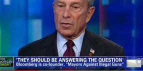 NYC Mayor: Police Should Strike for Gun Control