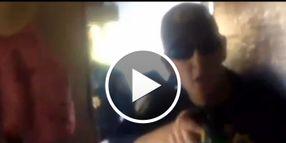Video: Calif. Cops TASER Domestic Suspect In Home