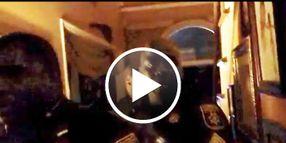 Video: 4 Ga. Deputies Disciplined Over Aggressive Entry