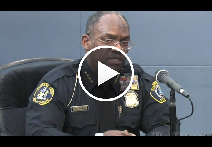 Video: Detroit Eliminates Gang, Tactical Units