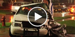 Video: Ohio Police Release Dash Cam From Officer's Fatal Crash
