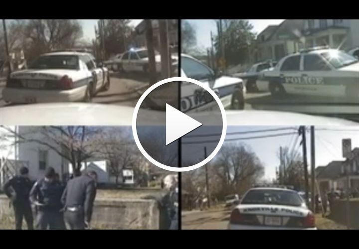 Video: Tenn. Officers Disciplined for Rough Arrest