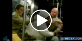 Video: L.A. Deputy Punches Woman on Bus