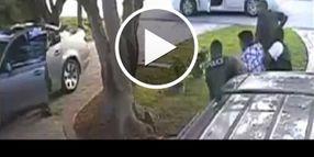 Video: Grow-House Cameras Capture Deadly Miami Gunfight