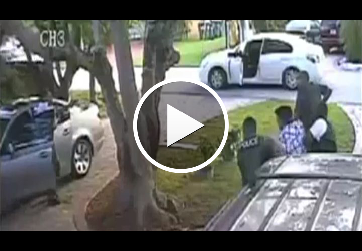 Video: Grow-House Cameras Capture Deadly Miami Gunfight