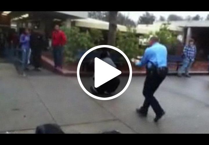 Video: Chief, Principal Defend SRO's TASERing of N.C. Student