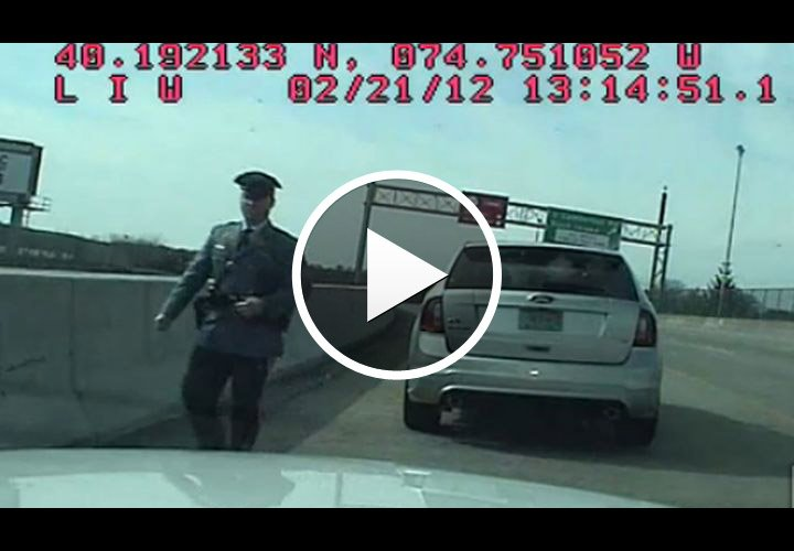 Video: Politician Lied About N.J. Trooper's Mistreatment