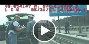 Video: Plainclothes Officers Berate N.J. Trooper