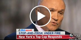 Video: NYPD Top Cop Defends Stop-and-Frisk