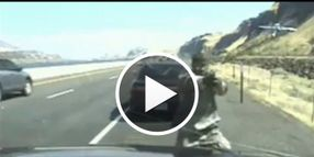 Video: Ore. Man Opens Fire on Trooper at T-Stop