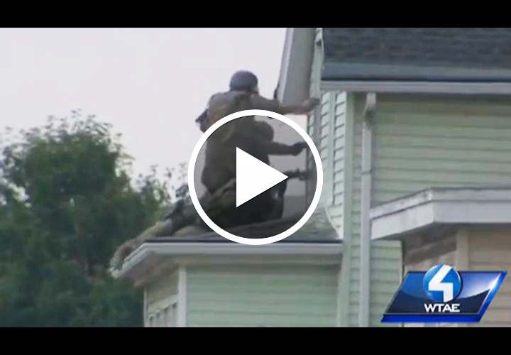 Video: Wounded Pa. Trooper 'Fine' After Gun Battle