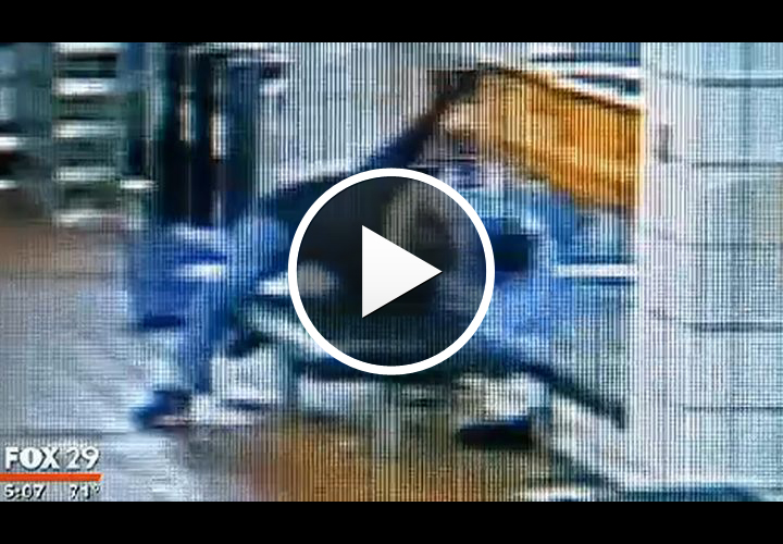Video: Bystanders Watch Assault of Philly Transit Cop