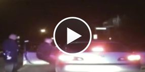 Video: Pittsburgh Cop Shoots Fleeing Suspect In Vehicle