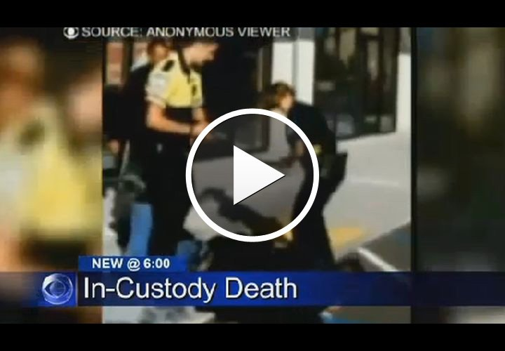 Video: Combative Suspect Dies After Assaulting Calif. Officers