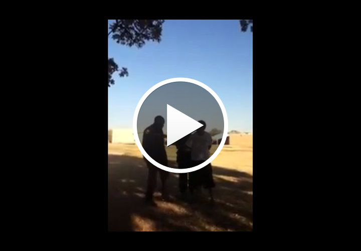 Video: Texas Officer Fired for Berating Teen