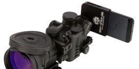 Night Optics Introduces iPhone Night Vision Adaptor