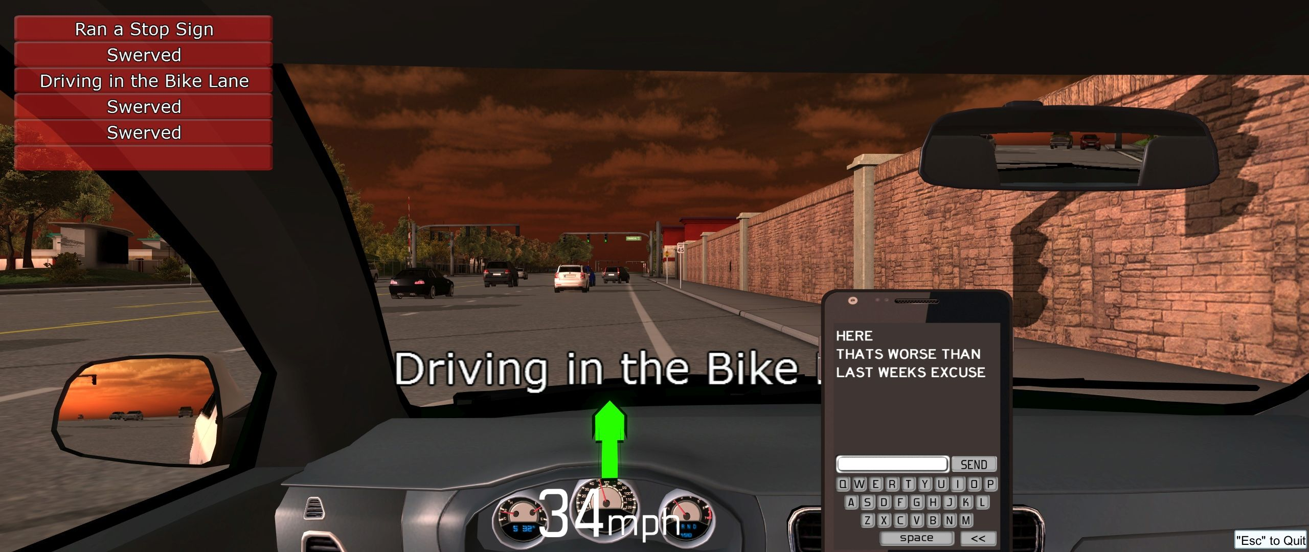 Virtual Driver Interactive Outreach Programs Promote Driver Safety