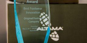 OTB Maritime Assault Boot Wins NAUMD's Best Footwear Innovation Award