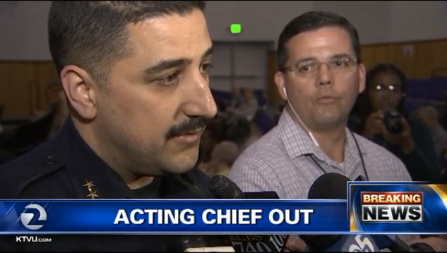 Video: After 3 Chiefs in 9 Days and Multiple Scandals, Oakland PD Now Run by City Admin