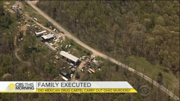 Video: Investigators Suspect Drug Cartel Involved in Ohio Family Murders