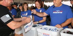 Operation Gratitude Celebrates Two Millionth Care Package for Military