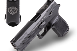 Texas Department of Public Safety Selects SIG P320 as Duty Handgun