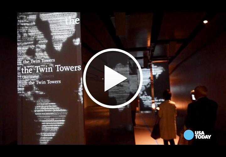 Video: 9/11 Museum Dedicated in New York City