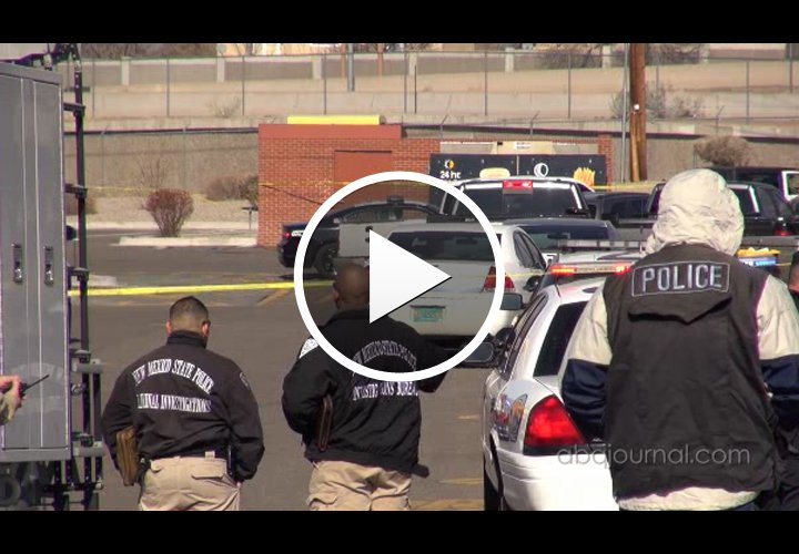 Video: Albuquerque Undercover Officer Critically Wounded in Blue-on-Blue Shooting