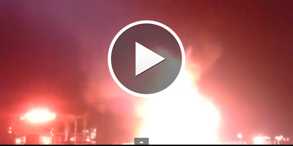 Video: Albuquerque Police Rescue Woman from Burning Car