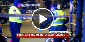 2 Killed After DWI Suspect Flees Officers, Plows into Austin Festival Crowd